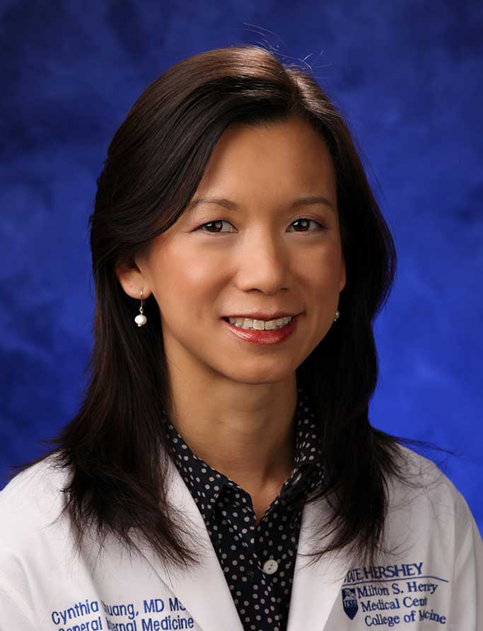Photo of Cynthia Chuang