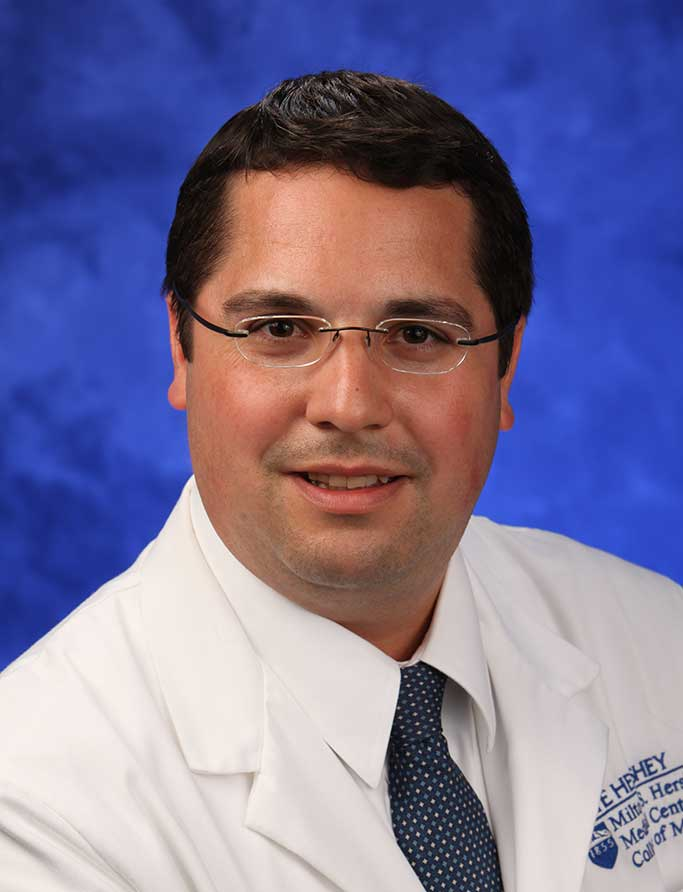 A head-and-shoulders professional photo of Matthew Taylor, MD