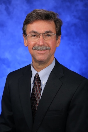 A head-and-shoulders professional photo of William Weiss