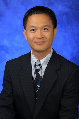 A head-and-shoulders professional photo of Guodong Liu, PhD