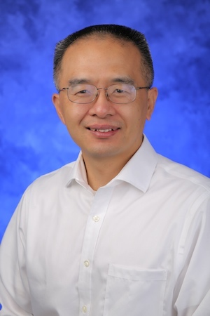 Photo of Shengyu Yang