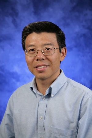A head-and-shoulders professional photo of Rongling Wu