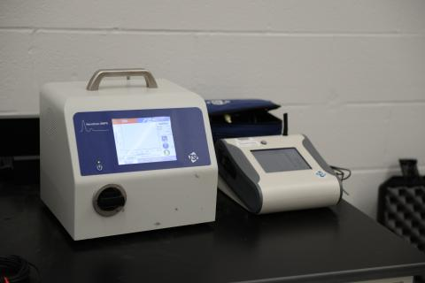TSI Nanoscan SMPS nanoparticle sizer 3910 and Optical