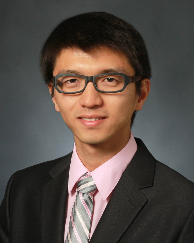 Photo of Huanyu Cheng