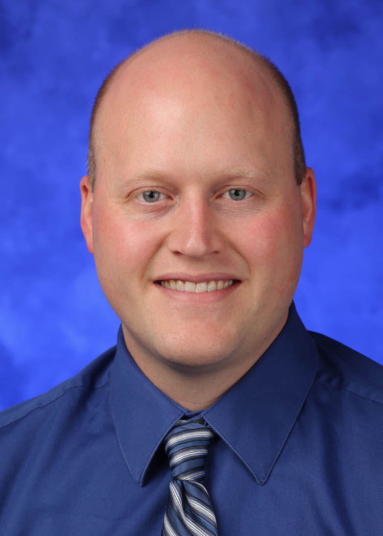 A head-and-shoulders professional photo of Brian Allen, PsyD
